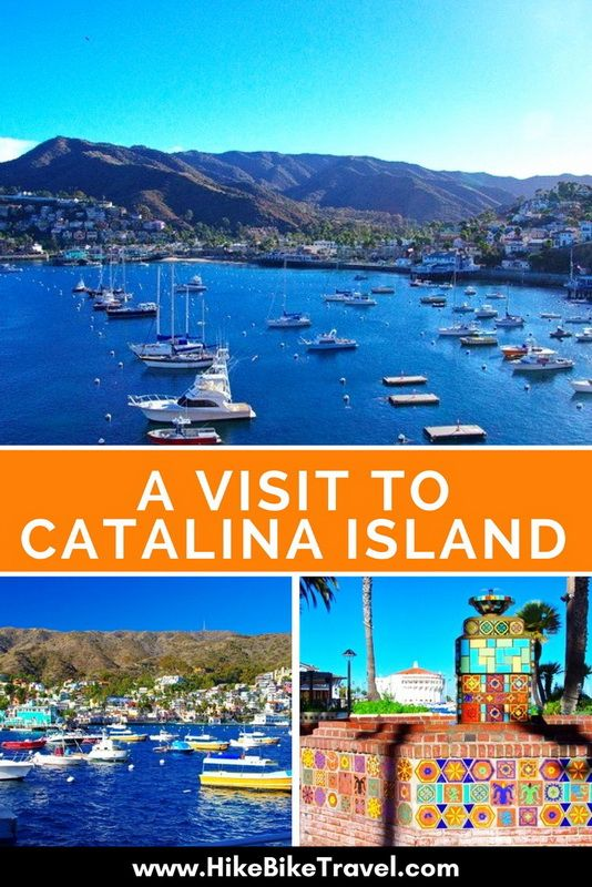 A Visit to Catalina Island - A World Away from LA