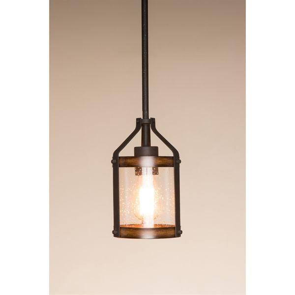 Kichler Lighting Barrington 5.5-in Distressed Black and ...