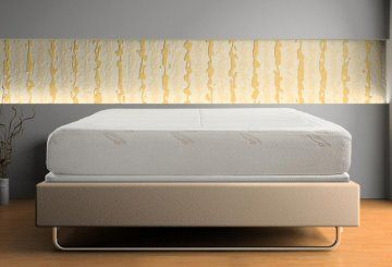 8 Inch Eloquence II Queen Size Memory Foam Mattress by Rest Therapy