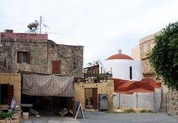 Church of Saint Fanourios - Churches in Rhodes