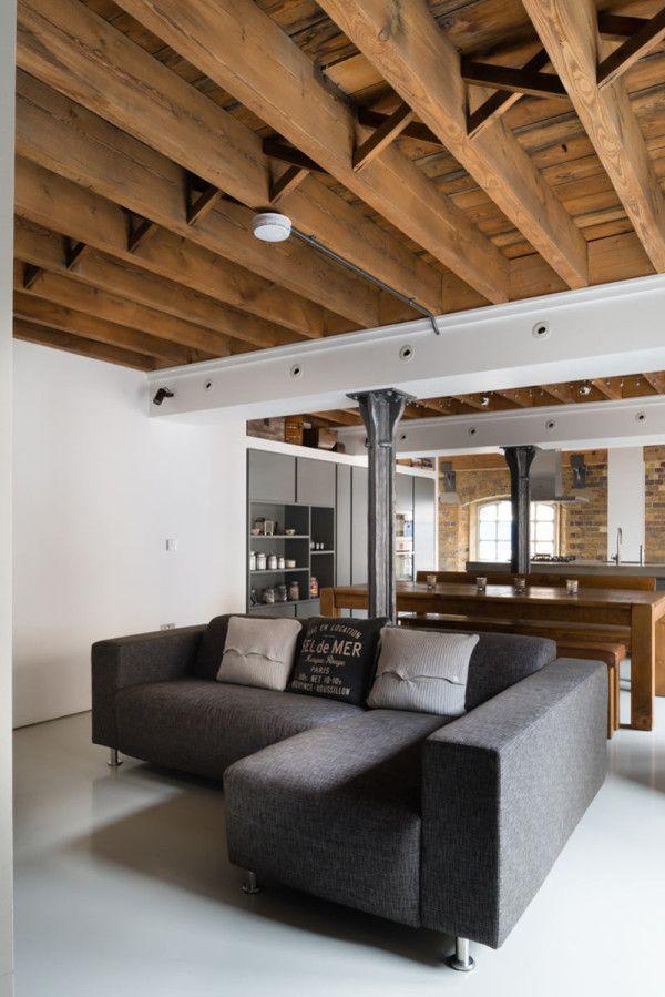 warehouse apartment becomes flexible loft industrial loft apartment