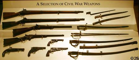 Civil War Weapons   Weapons and Armor   Pinterest   Civil wars ...