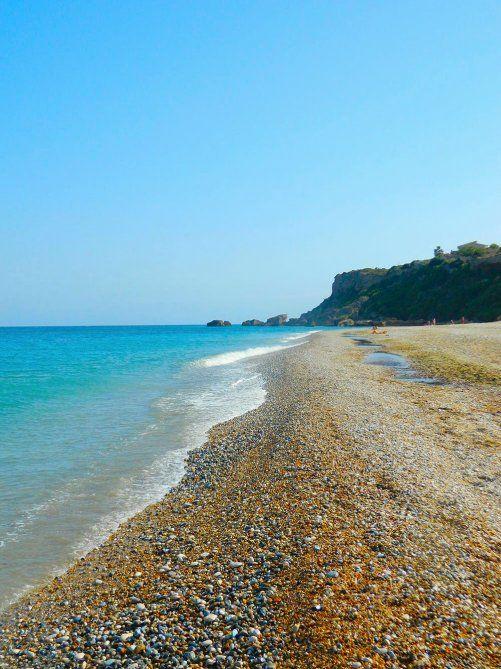 Skala Beach Kefalonia Greece