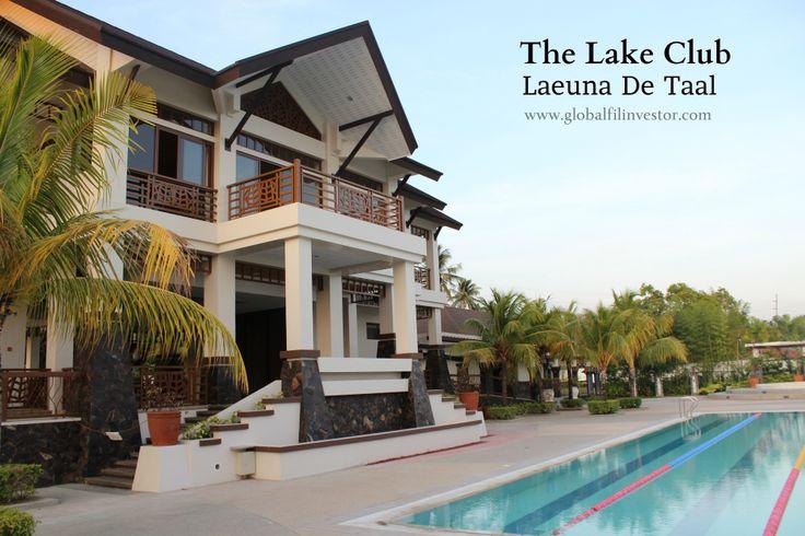 Laeuna de Taal Lake The Lake Club January 2014 tripping