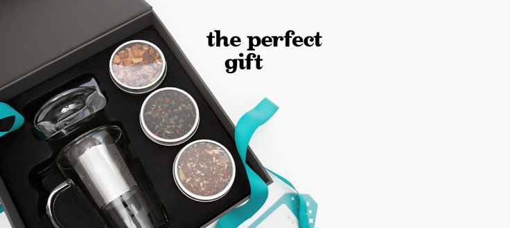 The Perfect Gift by DavidsTea