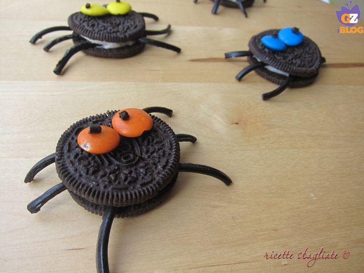 Facili e veloci con biscotti oreo, confetti di cioccolato e liquirizia