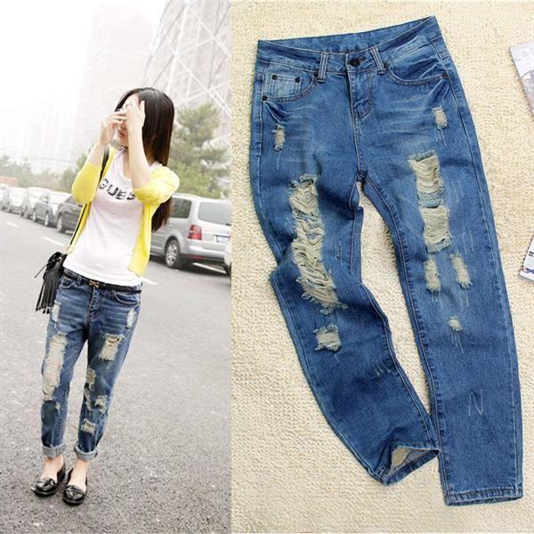 Женские брюки джинсы распродажа