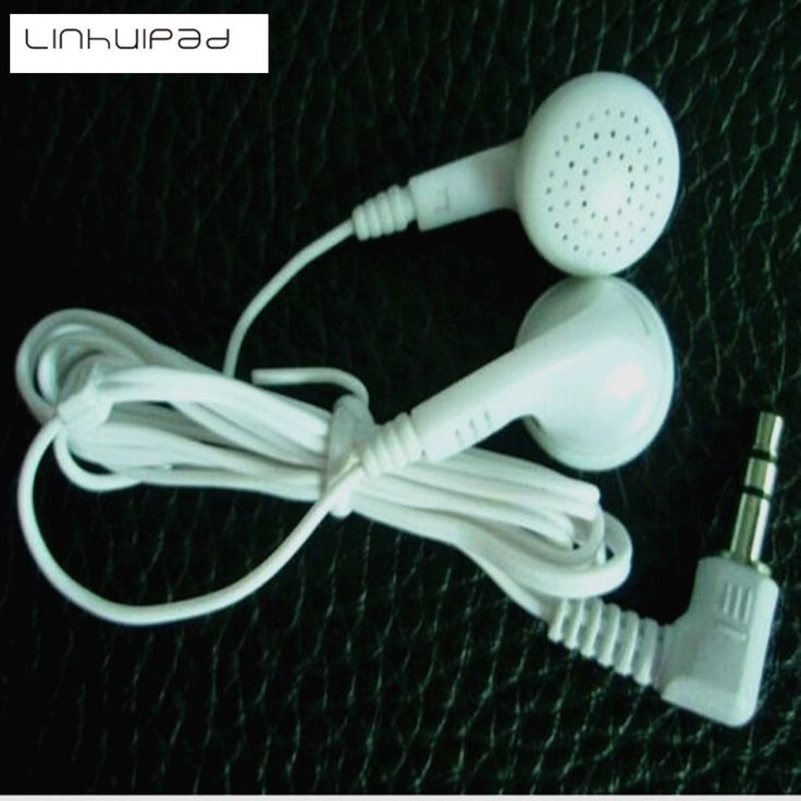 Linhuipad Economical Stereo Earphones cheap Earbuds in Schools Gyms Individually Sealed Packing 3000pcs/lot Fedex shipping