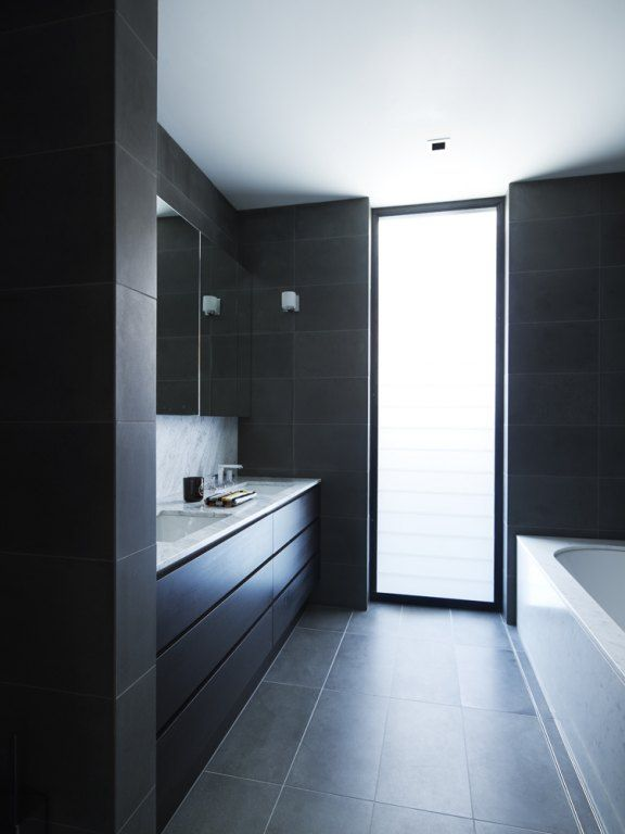 Bathroom From The Brighton House By Greg Natale Design In Melbourne Australia