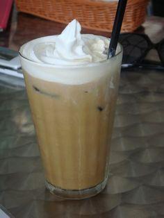 RECEITAS DE CAFÉ GELADO