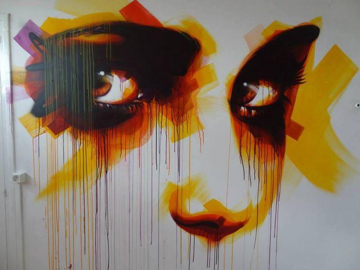 Artist Dan23...Paris 13...10/2013