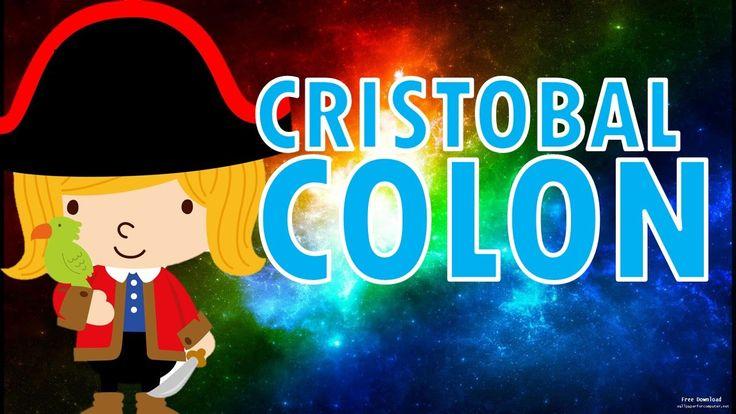CRISTOBAL COLON Biografia para niños