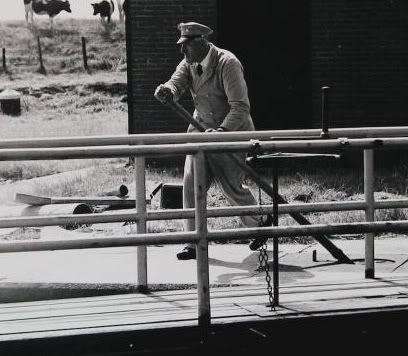 Sluiswachter in Zeeland
