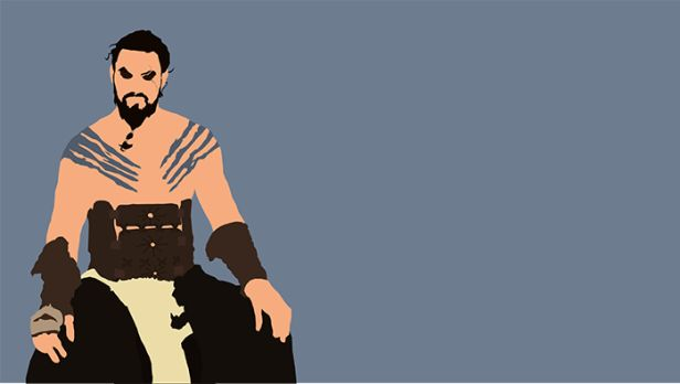 Game of Thrones Khal Drogo Wallpaper