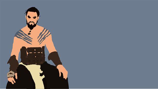 Game of Thrones Khal Drogo Wallpaper