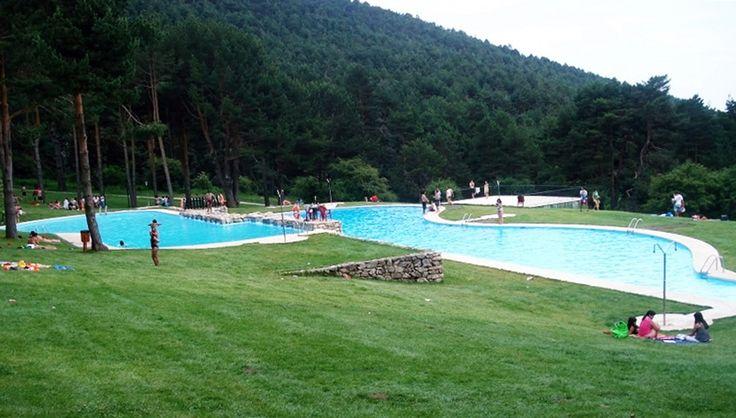 25 melhores ideias sobre cerca de piscina no pinterest - Piscinas naturales espana ...