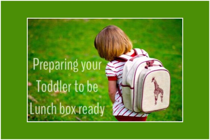 I'm regularly contacted by anxious mums of kindi or prep kids who 'won't eat at school.' So I thought I would share some of my ideas for preparing your toddler to be 'lunch box ready.' The day they start school will come around before you know it, so here are some tips to ensure it will be smooth sailing and they'll be completely lunch box ready.