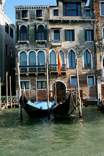 Grand Canal. Venice. Italy.
