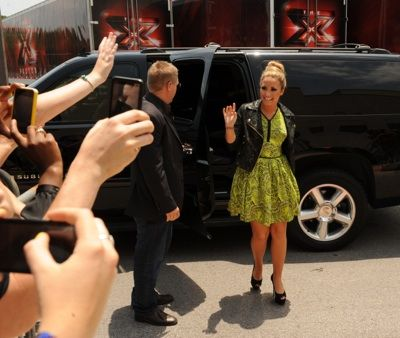 Steal Demi Lovato's X Factor look!