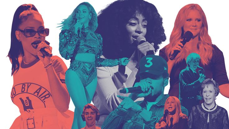 Grammys: 8 Key Races to Watch  Adele or Beyonce? Rihanna or Solange? This year's Grammy's stage will host some of the biggest stars in music including Katy Perry Bruno Mars and Chance the Rapper plus a tribute to the legendary Prince.  read more
