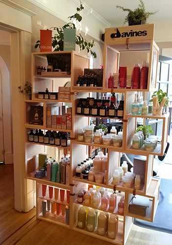 We love our Davines Line! In all of Nanaimo, Davines is only available at…