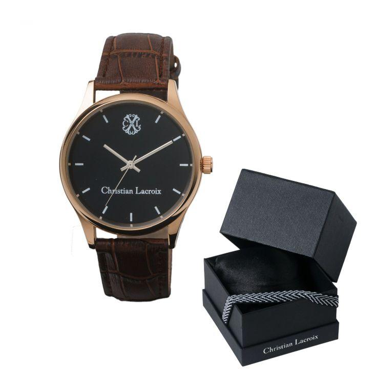 Reloj Christian Lacroix - LMN443 dorado