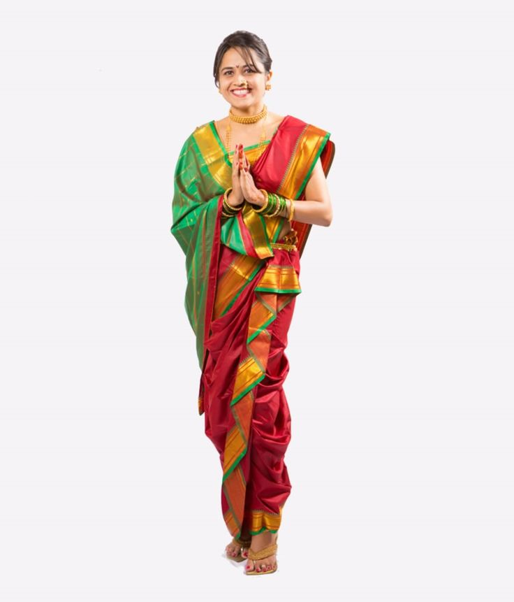 @saj fashion is giving an opportunity to dress up with royal style this season. #nauvari #saree
