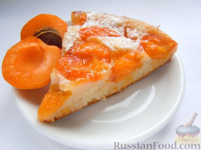 Фото приготовления рецепта: Пирог с абрикосами - шаг №1