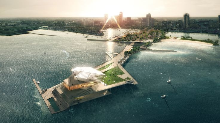 "Rogers Partners, Ken Smith and ASD's St. Petersburg's ""Pier Park"" Wins City Approval"