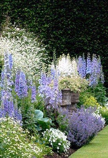 52 idées de jardinage et d'aménagement de jardins 2019 #garten #hinterhof