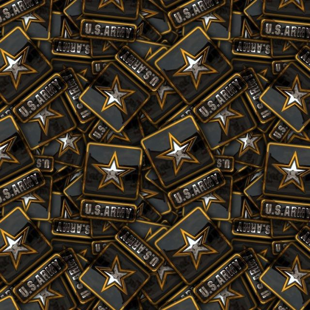 army pattern hydro graphics | Army Logo Pattern
