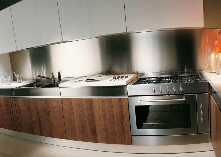 Les Meilleures Idées De La Catégorie Plaque Inox Cuisine Sur - Cuisiniere mixte inox pyrolyse pour idees de deco de cuisine