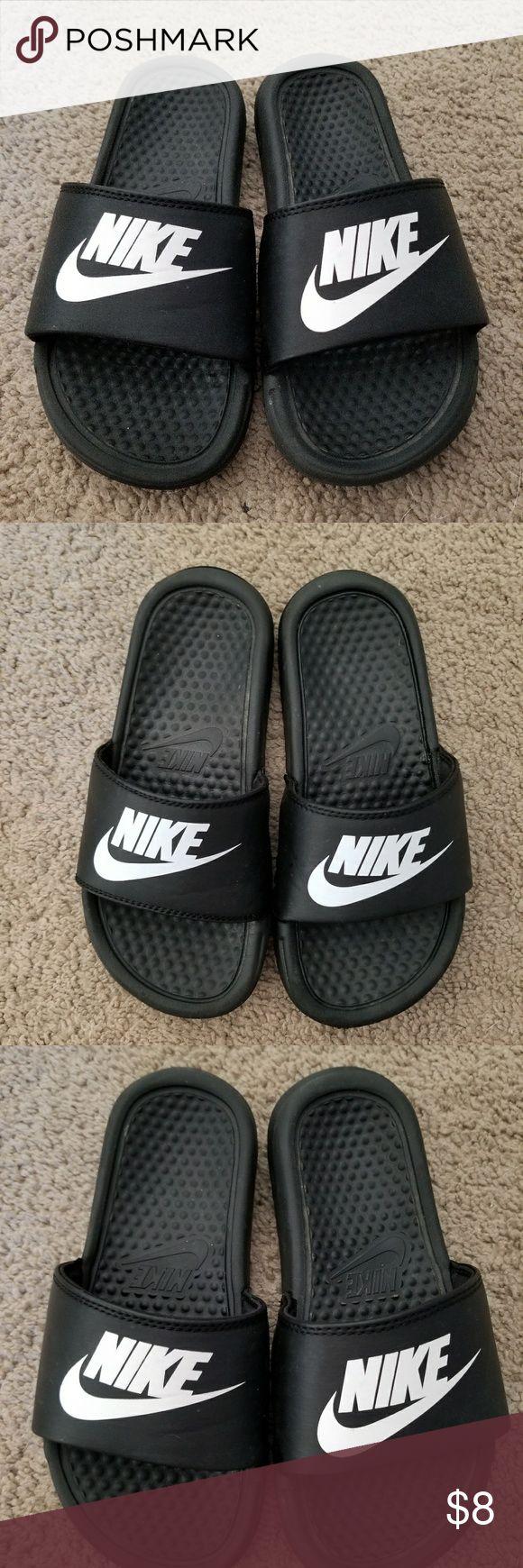 Kids Nike Slides Kids Size 2 Nike Slides Nike Shoes Sandals & Flip Flops