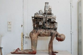Marc Janssens ::: Beeldende Kunst :: Beelden Gallerij :