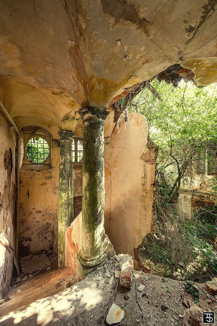 """""""Die Natur braucht sich nicht anzustrengen, bedeutend zu sein. Sie ist es."""" Robert Walser Nicht immer sind es architektonische Kulissen oder Räume, die noch geprägt sind von der einstigen Anwesenhe…"""