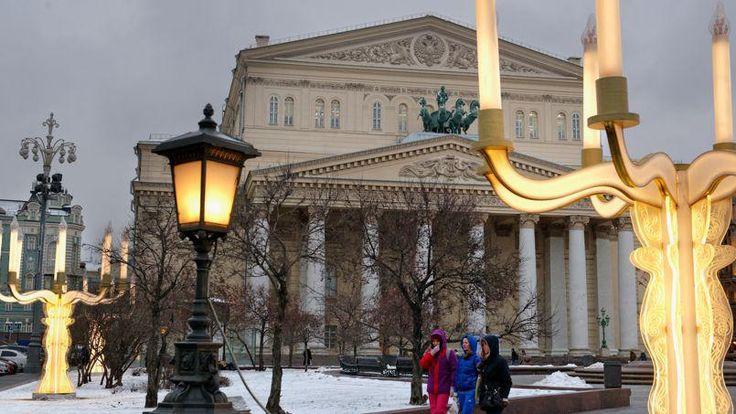 Au centre de Moscou, le temple de la culture russe, le Bolchoï est un des théâtres les plus imposants du monde.