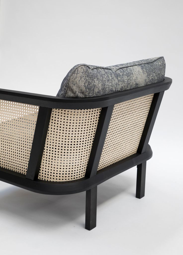 A Vintage Inspired  Woven Cane Chair from BuzziSpace17 Best images about i love chairs on Pinterest   Upholstery  Tub  . Love Chairs Sofa. Home Design Ideas