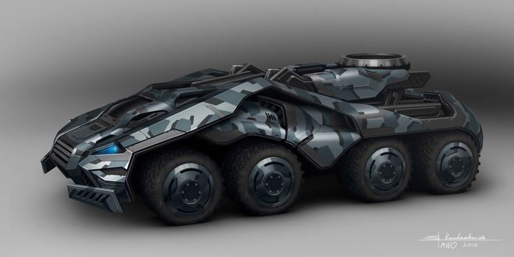 Concept Military Vehicles | ... vehicle concept art 8 Picture (2d, sci-fi, military, vehicle, apc
