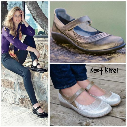 The NAOT Kirei is a really great shoe for plantar fasciitis! https://www.barkingdogshoes.com/2016/02/best-shoes-for-plantar-fasciiitis.html