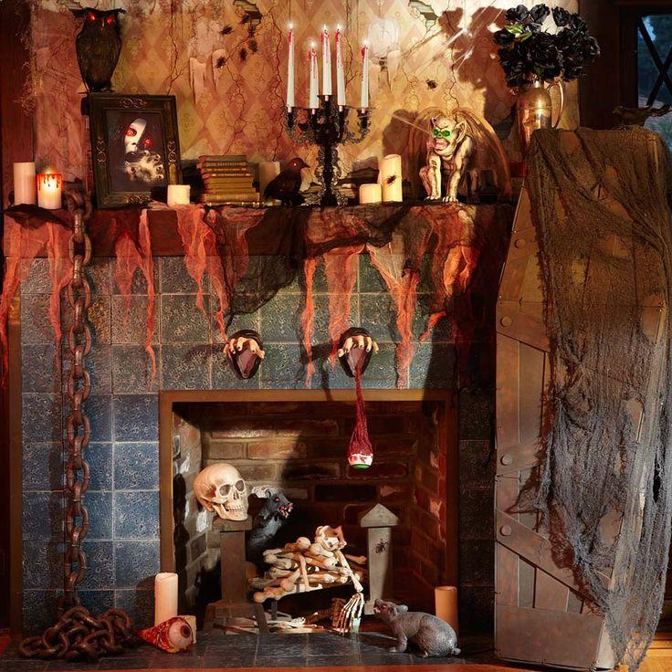 dco halloween afin de se plonger dans lambiance de cette fte si particulire - Beautiful Halloween Decorations