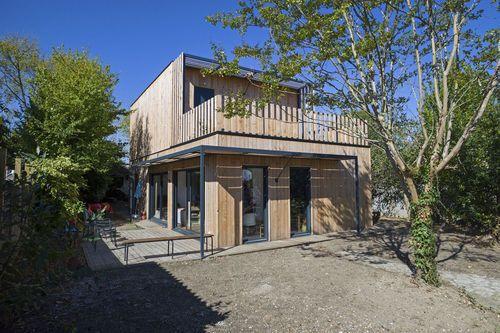Best 25 maison modulaire ideas on pinterest maisons modulaires maisons en - Plan de maison modulaire ...