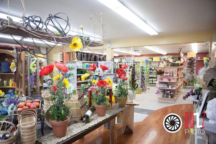 Vsitez la boutique de Fleuriste Savard, à Nicolet.