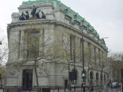 Australia House - Gringotts Bank in Harry Potter