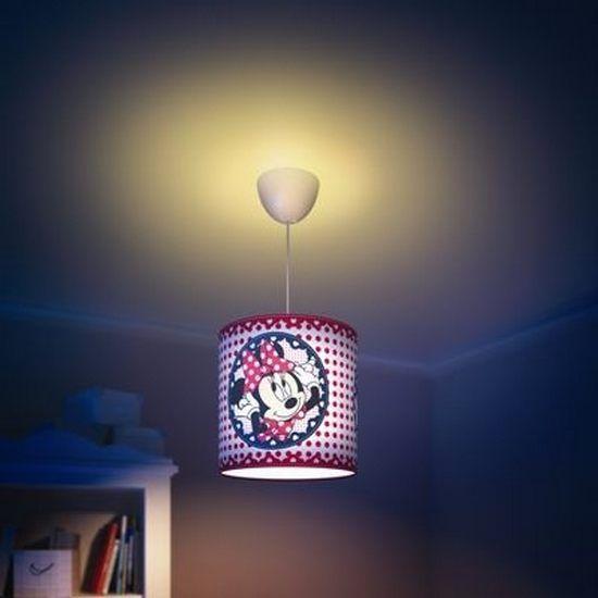 Dětský lustr 71752/31/16, #chandelier #minnie #ceiling #children #kid #kids #baby #girl #led #philips