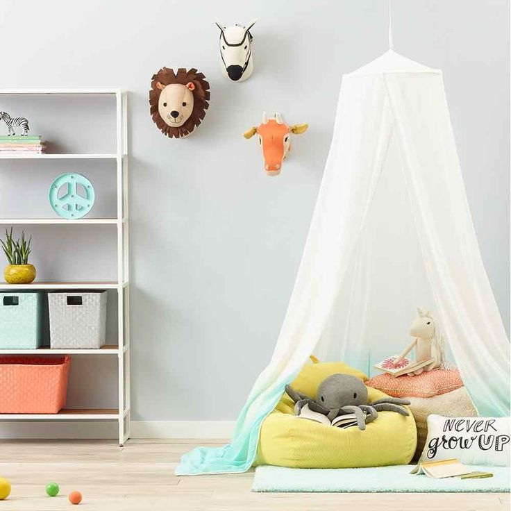 Target just created a new line of bedroom furnishing and decor for kids called Pillowfort