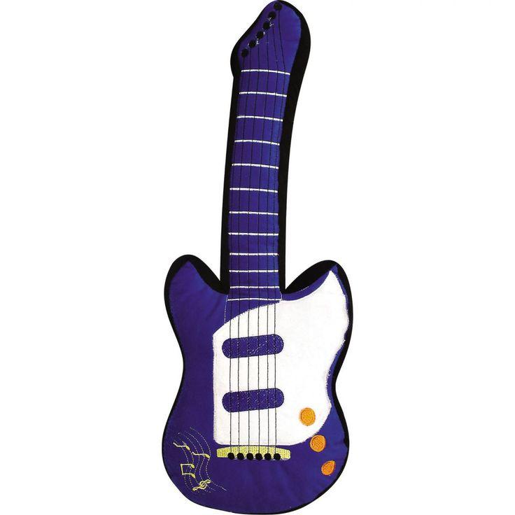 Guitarra- Tecido Soft
