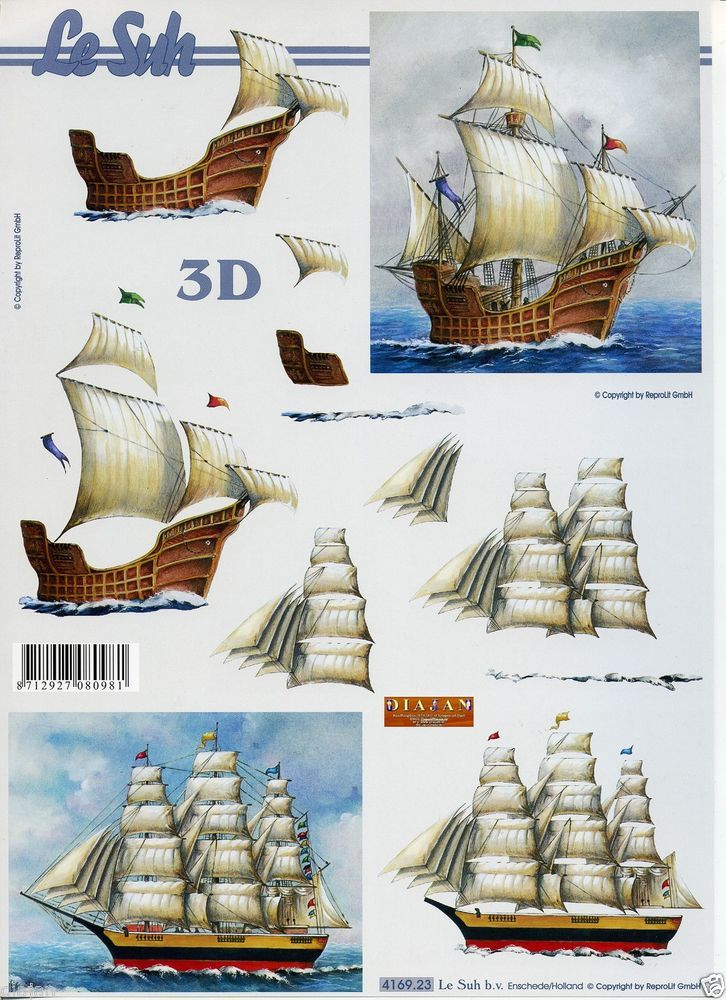 Connu 682 best Card Making - Decoupage images on Pinterest | 3d cards  KX55