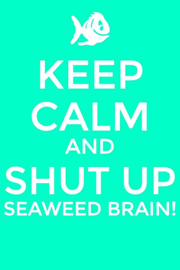 Keep calm Percy Jackson Annabeth Chase Seaweed Brain Love Percabeth