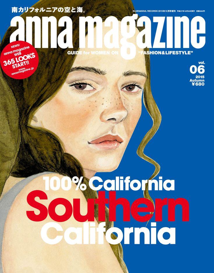 anna magazine Vol.6