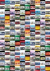 Audio Tapes Wrap (COCGW008)